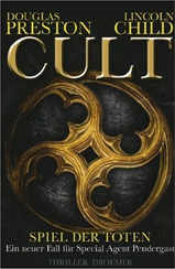 Douglas Preston/Lincoln Child »Cult«